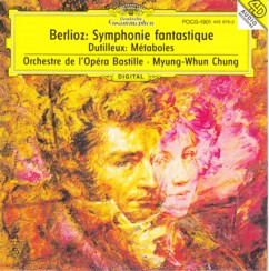 チョン・ミョンフン指揮パリ・バスティーユ管弦楽団 ベルリオーズ 幻想交響曲