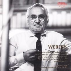 ヘルベルト・ケーゲル指揮ライプツィッヒ放送交響楽団 「ウェーベルン 管弦楽のための作品集