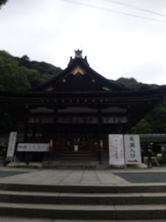 松尾大社舞殿