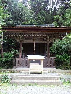 月読神社 本殿