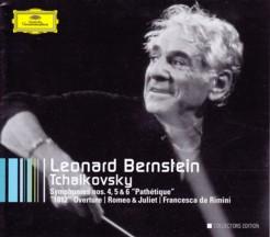 レナード・バーンスタイン指揮ニューヨーク・フィルハーモニック チャイコフスキー後期三大交響曲&管弦楽曲集