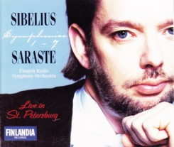 ユッカ=ペッカ・サラステ指揮フィンランド放送交響楽団 「シベリウス交響曲全集」(1993)