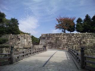 二条城本丸石垣2