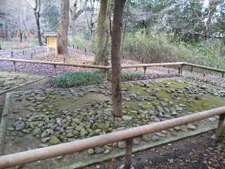 下鴨神社遺構