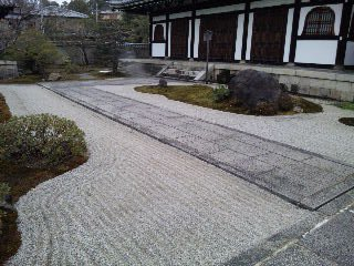 光雲寺前庭1
