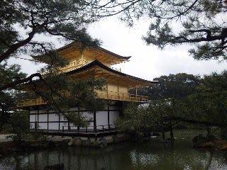 雪の鹿苑寺(<br />  金閣寺)その9  金閣7