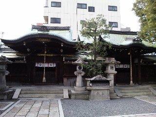 元祇園 梛神社