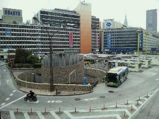 新宿駅西口バスターミナル