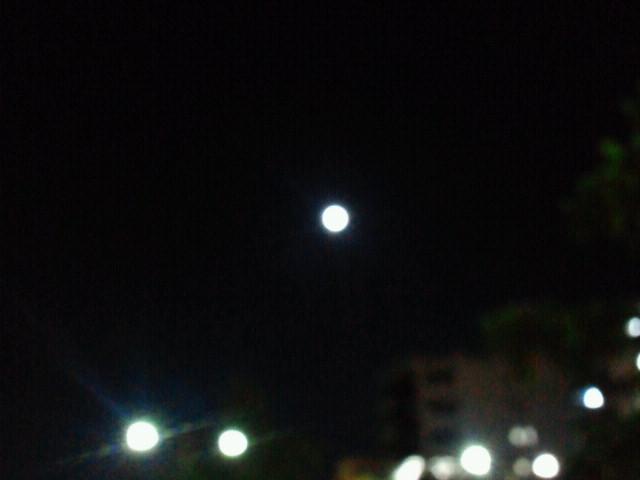 名古屋の十六夜月