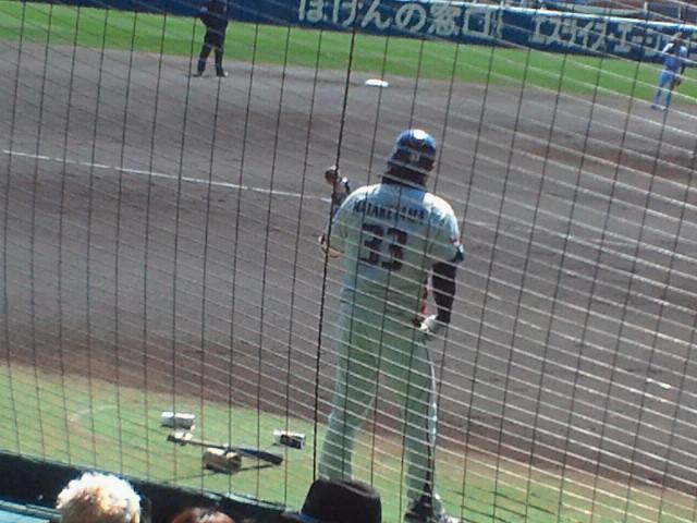 東京ヤクルトスワローズ四番打者・畠山