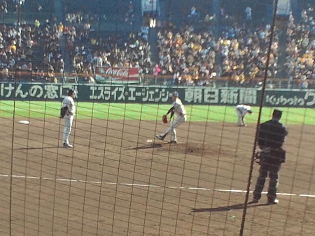 東京ヤクルト二番手投手・山本哲