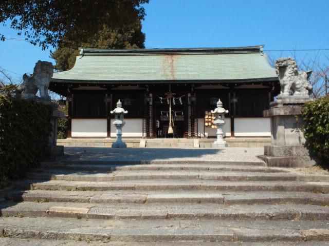 柳澤神社拝殿