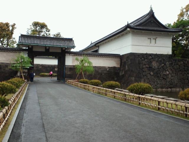 江戸城大手門(皇居東御苑大手門)