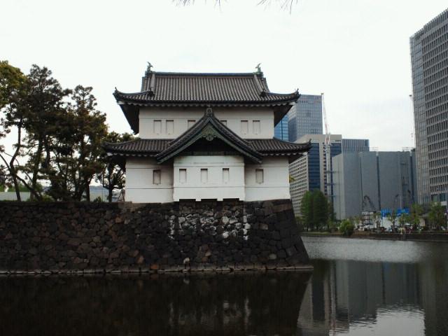 江戸城桜田巽櫓