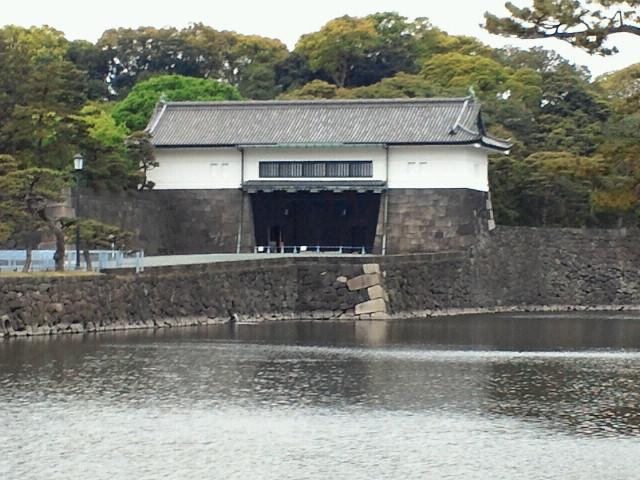 江戸城坂下門