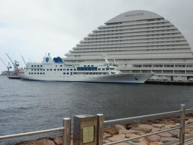 神戸の海(4)