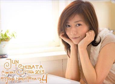 柴田淳「JUN SHIBATA CONCERT TOUR 2013 月夜PARTY VOL.4」