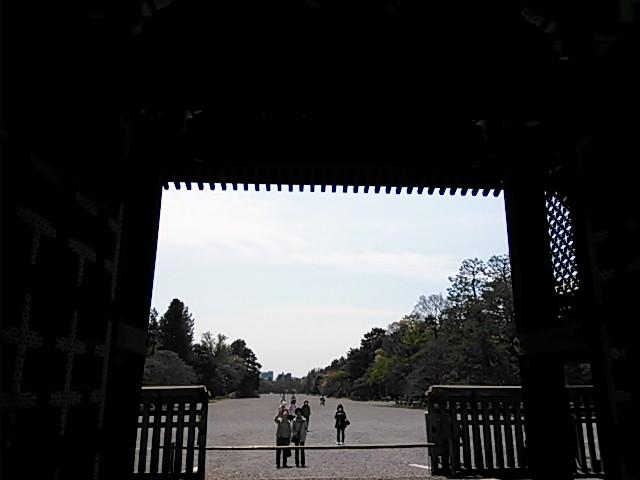 京都御所春の一般公開2014<br />  その2