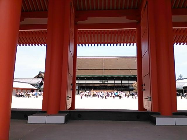 京都御所春の一般公開2014<br />   その4