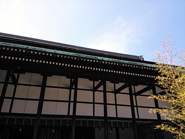 京都御所春の一般公開2014<br />   その7