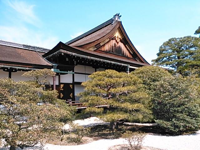 京都御所春の一般公開2014<br />   その9