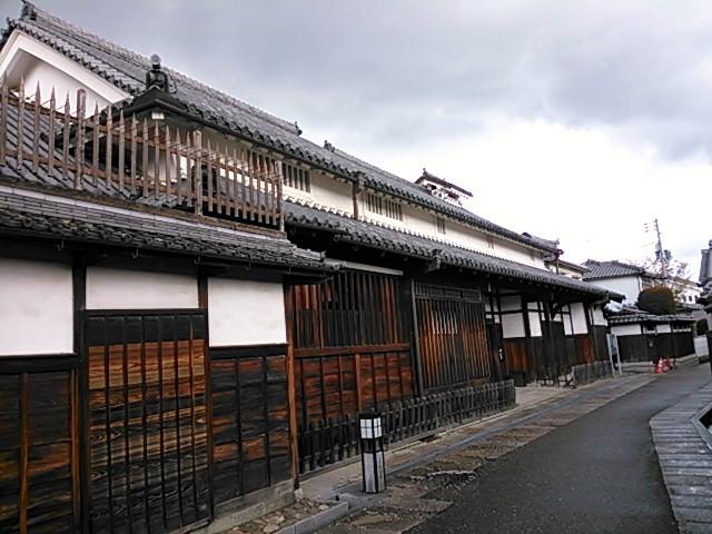 富田林寺内町 旧杉山家住宅