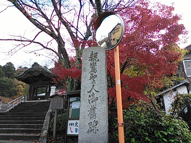本願寺北山別院の紅葉2014