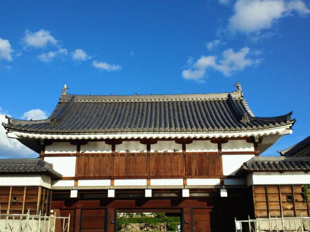 広島城表御門