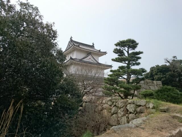 明石城 巽櫓2
