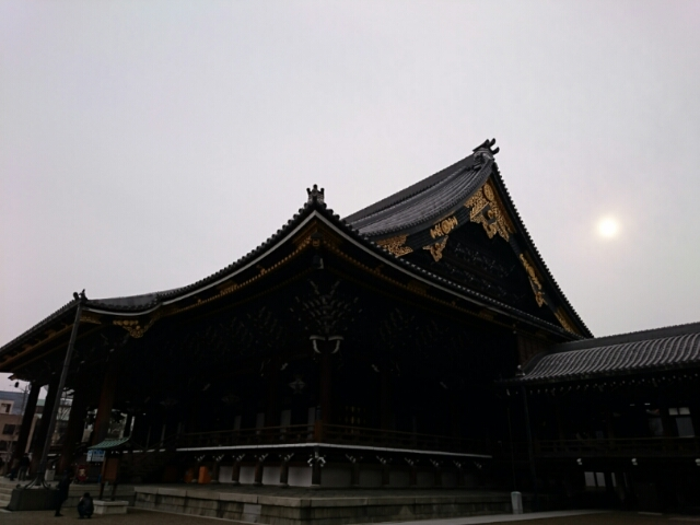 真宗本廟(東本願寺)阿弥陀堂