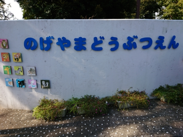 野毛山動物園にて(1)