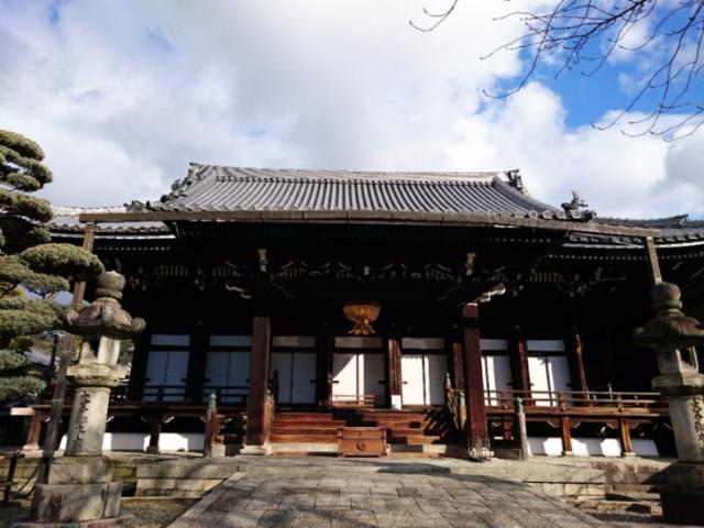 大谷本廟 仏殿(本堂)