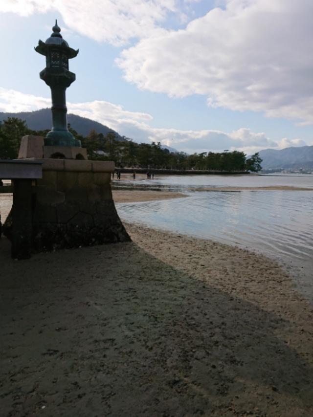 海の写真集 安芸の宮島(6)