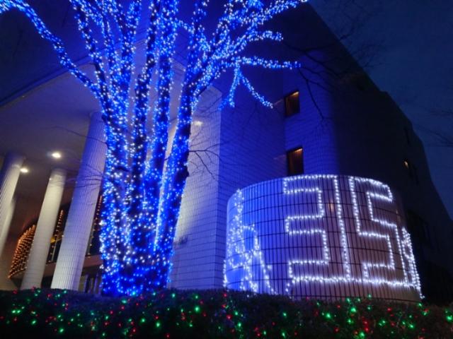 ザ・シンフォニーホール35周年 電飾