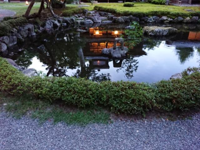 旧三井家下鴨別荘夜間特別開館(7)