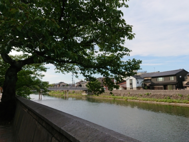 金沢・浅野川