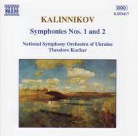カリンニコフ交響曲第1番&第2番 クチャル指揮ウクライナ国立交響楽団