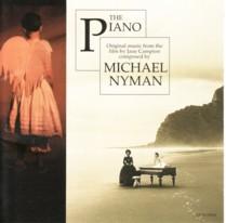 マイケル・ナイマン 「ピアノ・レッスン」