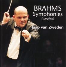 ヤープ・ヴァン・ズヴェーデン指揮 「ブラームス交響曲全集」