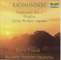 ジンマン指揮ボルチモア交響楽団 ラフマニノフの交響曲第2番